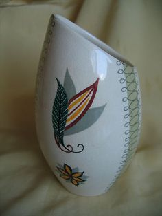 50's Lancaster vase.