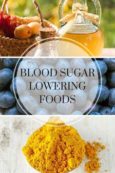 10 Blood Sugar�Lowering Foods - How to help lower blood sugar: Eat these balancing foods.