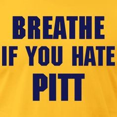 I'm breathing.. gonna have to hate another team even more though from now on since we're in the Big 12 now!! :) #wvu