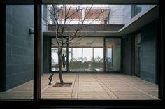 煙霞堂 연하당 마당/방철린 Yunha-Dang Residence by Bang, Chulrin/Architect Group CAAN