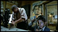 Watch Cinema Paradiso. It will make you fall in love with movies. And fall in love with love!