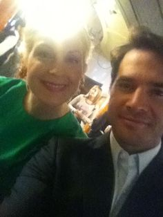 Matt and @Kelly Rutherford ♥