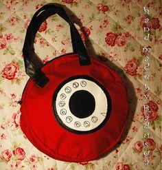 Potrebujete si zavolať? by radusqa - SAShE.sk - Handmade Kabelky