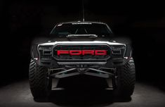 2017 Ford Raptor Pre-Runner [1044x674] via Classy Bro