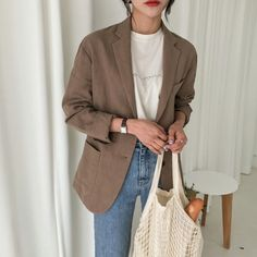 Fashion Tips Casual .Fashion Tips Casual Asian Fashion, Look Fashion, Fashion Outfits, Womens Fashion, 2000s Fashion, Fashion Hacks, Classy Fashion, Fashion Tips, Blazer Outfits Casual