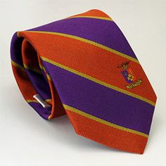 Sigma Phi Epsilon Silk Tie
