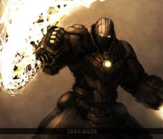 Iron Man 2 Whiplash Art