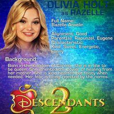 Image result for descendants 2 hollie