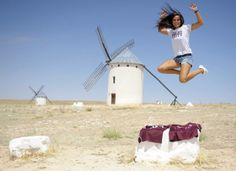 De La Mancha al sueño americano. Entrevista a Cristina Sánchez-Quintanar en La Tribuna de Ciudad Real