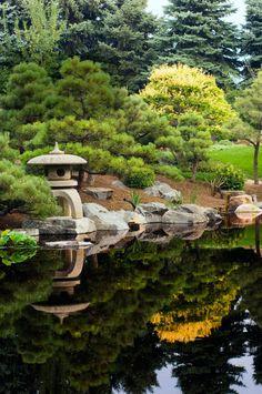 Urban Zen - Denver Botanical Garden
