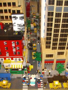 big city Legos