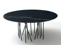 Arflex OCTOPUS TABLE Designed by CARLO COLOMBO  http://www.arflex.it/en/prodotti/tavoli/190/octopus-table/page