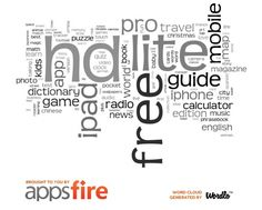 The Top 25 Most Common Words In iOS And Android App Titles