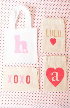 reezer Paper Valentine Treat Bags | The Sweet Lulu Blog