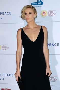 Charlize Theron - 'Cinema for Peace' Gala in Berlin