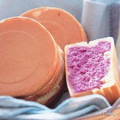 紫山藥車輪餅食譜 - 根莖類料理 - 楊桃美食網 專業食譜