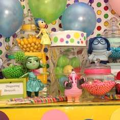 Zoe turns 5 - Inside Out
