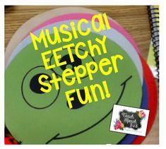 Musical EETchy Steppers! — Teach Speech 365
