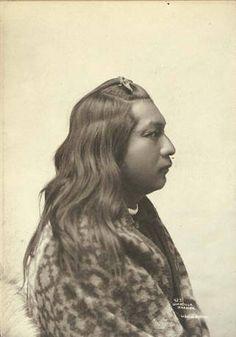 Umatilla Indian, Washington, ca. 1899. :: Frank La Roche Photographs, ca. 1888-1910