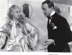 Ginger Rogers Top Hat 1935