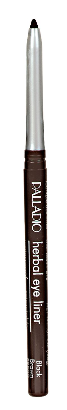 Palladio Retractable Eyeliner Black/Brown #SallyBeauty #Eyeliner