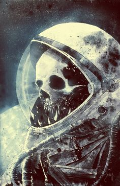 The Astronaut by ~Devin-Francisco on deviantART