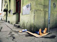 Quand les artistes prennent la rue d'assaut !