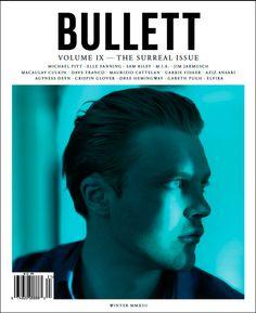 BULLETT Winter 2012 Cover