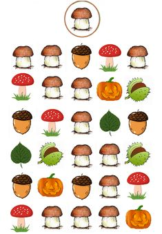 Nature Crafts, Fall Crafts, Art For Kids, Crafts For Kids, Nursery School, Autumn Nature, Forest Animals, Autumn Theme, Preschool