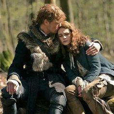 """Jamie Fraser in Outlander ""The Deep Heart's Core. Outlander Season 4, Outlander Casting, Outlander Tv Series, Starz Outlander, Gabaldon Outlander, Outlander Quotes, Jamie Fraser, Claire Fraser, James Fraser Outlander"