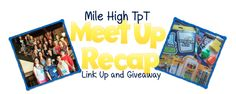 The Colorado Classroom: Mile High TPT Meet Up