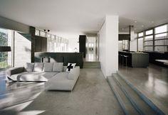 Audrey Matlock Architect - modern - living room - new york - Audrey Matlock Architects