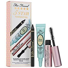 Too Faced - 5 Star Favorites  #sephora