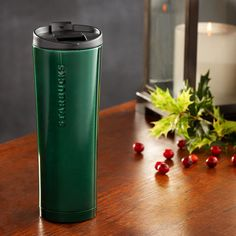 Stainless Steel Tumbler - Green, 20 fl oz. $19.95 at StarbucksStore.com