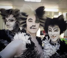 "bramblepaw-mum: ""Ugh so good looking "" Cats The Musical Costume, Cats Musical, Musical Theatre Broadway, Movie Theater, Pretty Cats, Cute Cats, Pretty Kitty, Cats That Dont Shed, Jellicle Cats"