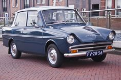 1965 DAF Daffodil Maintenance of old vehicles: the material for new cogs/casters/gears/pads could be cast polyamide which I (Cast polyamide) can produce