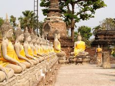 Ayutthaya, Thailand ©Pixabay