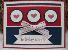Red, White and Blue Birthday