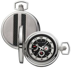 Colibri Pocket Watch Stainless Steel with carbon Fiber PWQ099900 Colibri. $49.95. Colibri Stainless Steel and Carbon Fiber Pocket Watch. Charcoal and Silver Dial. Quartz Movement Day Date and 24 hour time. Include Pocket Watch Chain. Case Diameter 49 MM. Save 70%!