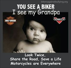 Share The Road, For The Grandpas!