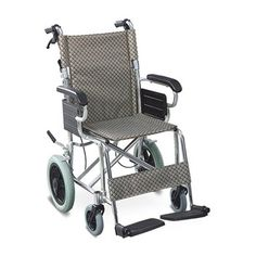 Buy KosmoCare Elite Wheelchair at Cheapest Price, Rs. 10,000 only By Senior Shelf  Elite Compact, Transit-style, lightweight model with elegant looks Frame Style : Foldable Frame Material : Aluminium (Light weight) Out to out width in open position (inches) : 23 Seat Width (inches): 18 Total width in closing: 11 position (inches) Rear Wheel Size : 12