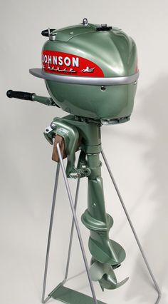 1950 Johnson TN26 Sea Horse outboard motor, 5 hp