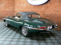 1967 Jaguar E Type Series I 4.2 Litre Roadster