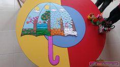 Mevsim Grafiğimiz (şemsiye) - Önce Okul Öncesi Ekibi Forum Sitesi - Biz Bu İşi Biliyoruz