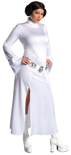 Princess Leia Adult Plus Costume Includes  dress 481b90e07c35a