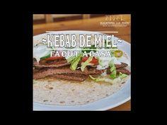 Reteta de kebab de miel sau shawarma de miel facuta acasa. - Invata sa gatesti Shawarma, Grains, Food, Honey, Essen, Meals, Seeds, Yemek, Eten