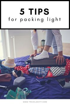 Learn how to pack smarter for your next trip!