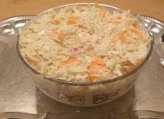 Amerikai káposztasaláta (Coleslaw) Potato Salad, Potatoes, Ethnic Recipes, Food, Potato, Essen, Meals, Yemek, Eten
