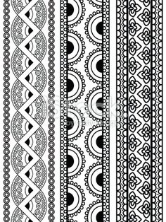 Find Indian Henna Mandala Background Design very elaborate and easily editable Stock Images in HD and millions of other royalty-free stock photos, illustrations, and vectors in the Shutterstock collection. Mandala Doodle, Henna Mandala, Mandala Art Lesson, Mandala Drawing, Henna Art, Doodle Art, Mandala Tattoo, Mandala Design, Mandala Pattern