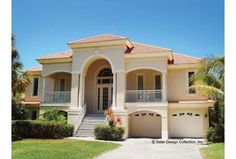 mediterranean house plan aurora weber design group alp chatham